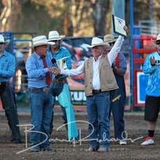 Myrtleford Rodeo 2018 - Grand Entry & Presentation