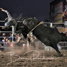 Open Bull Ride Buck Off - Sallay Malay 2019