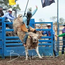 Yarrawonga 2nd Div Bull Ride - Slack 1