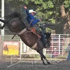 Tumbarumba 2019 - Open Saddle Bronc - Sect 1