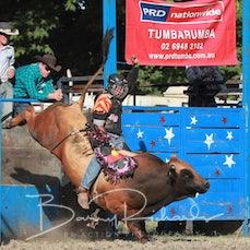 Tumbarumba 2019 - Open Bull Ride - Sect 2