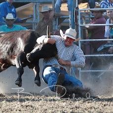 Tumbarumba 2019 - Steer Wrestling - Sect 2
