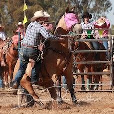 Finley Rodeo 2019 - Rope & Tie - Slack 1