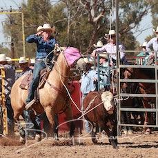 Finley Rodeo 2019 - Breakaway Roping - Slack 1