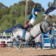 Finley Rodeo 2019 - 2nd Div Bareback - Slack 1