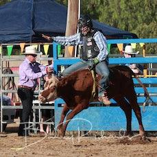 Finley Rodeo 2019 - Junior Steer Ride - Slack 1