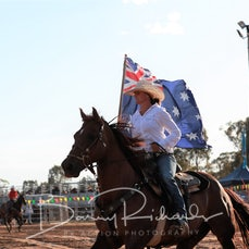 Finley Rodeo 2019 - Grand Entry
