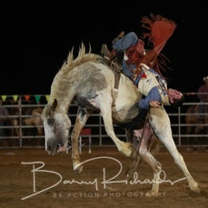 Finley Rodeo 2019 - Open Bareback - Sect 1