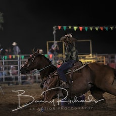 Finley Rodeo 2019 - Open Barrel Race - Sect 1