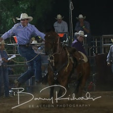 Finley Rodeo 2019 - Rope & Tie - Sect 2