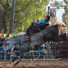 Finley Rodeo 2019 - 2nd Div Bareback - Sect 1