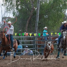 Finley Rodeo 2019 - Team Roping - Sect 1