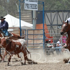Alexandra Rodeo 2019 - Team Roping - Slack 2