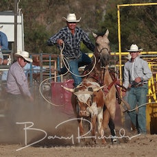 Alexandra Rodeo 2019 - Rope & Tie - Sect 1