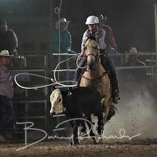 Alexandra Rodeo 2019 - Breakaway Roping - Sect 2