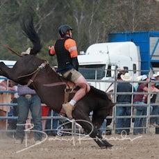 Alexandra Rodeo 2019 - Junior Bareback Ponies - Sect 1