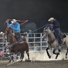 Alexandra Rodeo 2019 - Team Roping - Sect 2