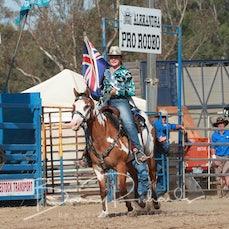 Alexandra Rodeo 2019 - Grand Entry