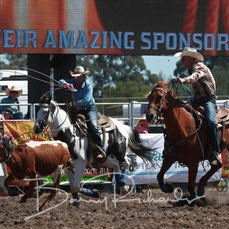 Yarra Valley Rodeo 2019 - Team Roping - Slack 2