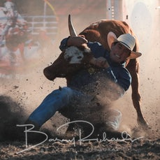 Yarra Valley Rodeo 2019 - Steer Wrestling - Sect 2