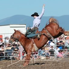 Yarra Valley Rodeo 2019 - 2nd Div Saddle Bronc - Sect 1
