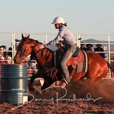 Yarra Valley Rodeo 2019 - Open Barrel Race - Sect 2