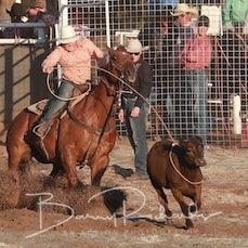 Narrandera Rodeo 2019 - Breakaway Roping - Sect 1