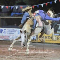 Narrandera Rodeo 2019 - Open Bareback - Sect 1