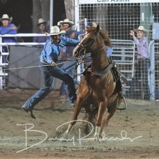 Narrandera Rodeo 2019 - Rope & Tie - Sect 1