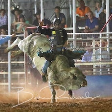 Kyabram Rodeo 2019 - Open Bull Ride - Sect 2