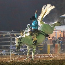 Kyabram Rodeo 2019 - Open Saddle Bronc - Sect 2
