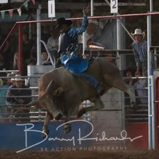 Kyabram Rodeo 2019 - Open Bull Ride - Sect 1