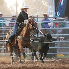 Kyabram Rodeo 2019 - Breakaway Roping - Sect 1