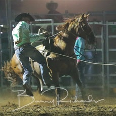 Kyabram Rodeo 2019 - Rope & Tie - Sect 1