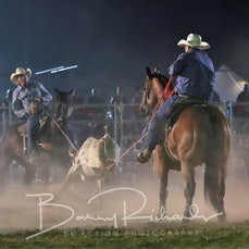 Kyabram Rodeo 2019 - Team Roping - Sect 1