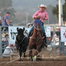 Merrijig Rodeo 2019 - Breakaway Roping - Sect 1