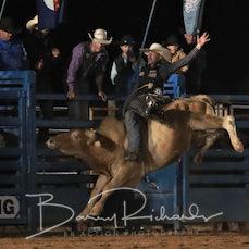 Merrijig Rodeo 2019 - Open Bull Ride - Sect 1