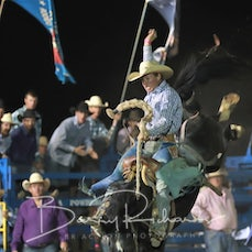 Merrijig Rodeo 2019 - Open Saddle Bronc - Sect 2