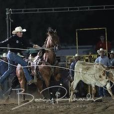 Merrijig Rodeo 2019 - Rope & Tie - Sect 1