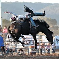 Merrijig Rodeo 2019 - 2nd Div Bareback - Sect 1
