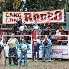Lang Lang Rodeo 2019 - Grand Entry