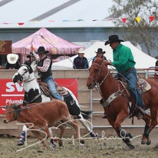 Lang Lang Rodeo 2019 - Team Roping - Sect 1
