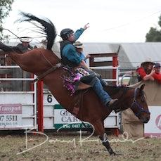 Lang Lang Rodeo 2019 - Junior Bareback Ponies