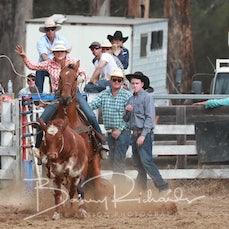 Buchan Rodeo 2019 - Breakaway Roping - Sect 1