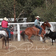 Buchan Rodeo 2019 - Team Roping - Sect 2