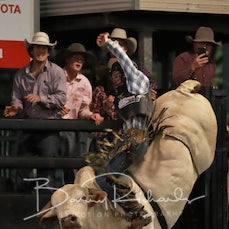 Nebo Rodeo 2019 - Open Bull Ride - Sect 3