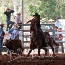 Nebo Rodeo 2019 - Breakaway Roping - Slack 2