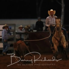 Nebo Rodeo 2019 - AP Rope & Tie - Sect 2