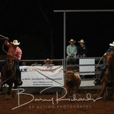 Nebo Rodeo 2019 - Team Roping - Sect 2