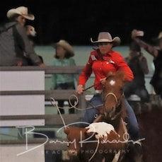 Nebo Rodeo 2019 - Breakaway Roping - Sect 2